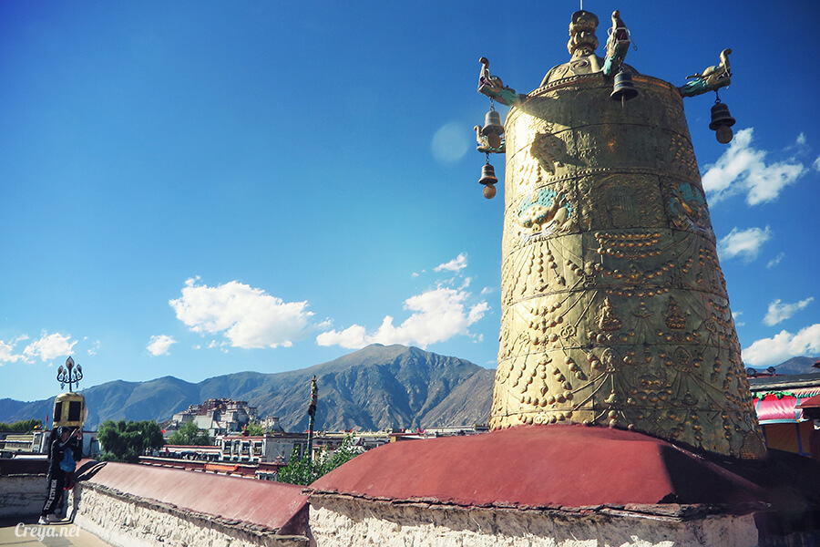 2015.12.09 ▐ Tibet 西藏踢北去 ▐ 尋找藏人真正的拉薩中心,被信仰力量震撼的大昭寺與舊城區 15.jpg