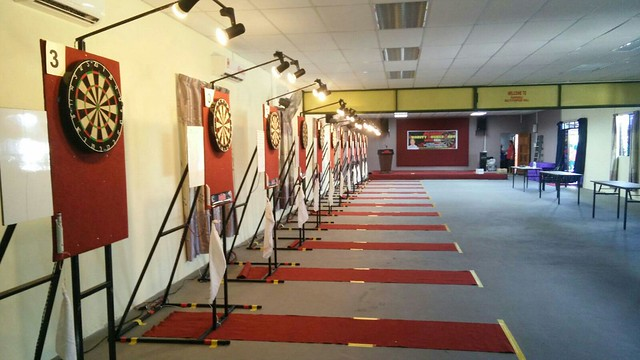 Agaras Charity Double Dart Open Challenge 2015