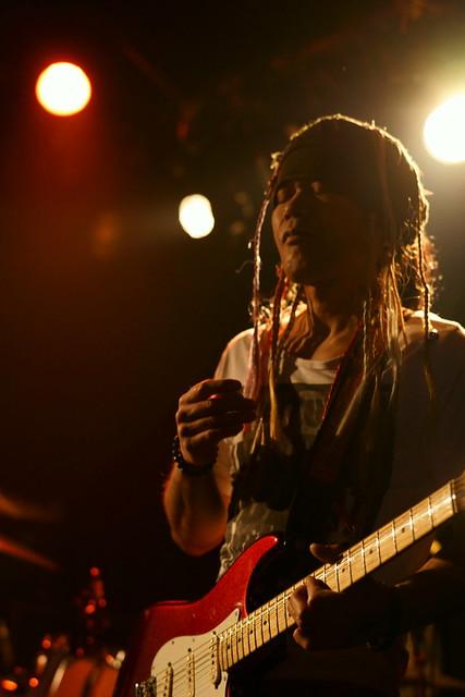 SPUTNIK KOMBINAT live at Adm, Tokyo, 18 Dec 2015. 035