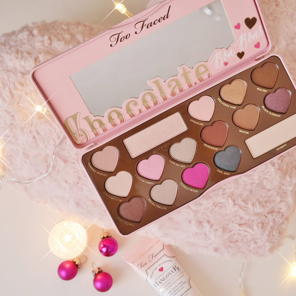 too faced chocolate bon bon