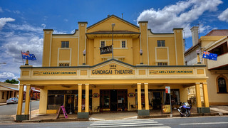 Gundagai Theatre in 4K UHD
