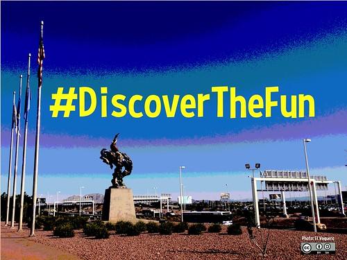 #DiscoverTheFun