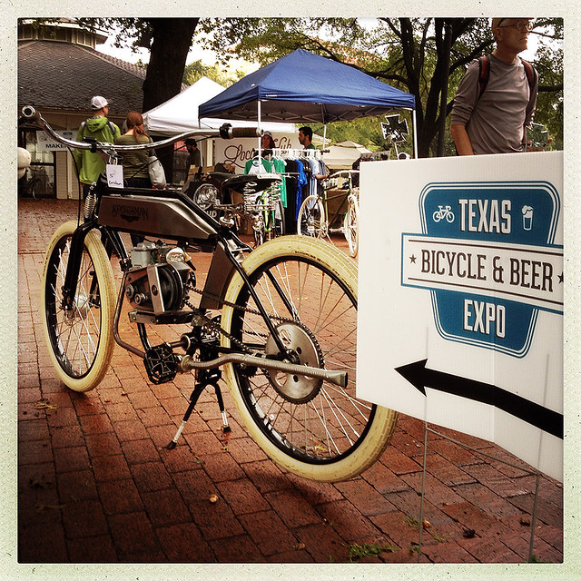 Texas Bike And Beer Expo 2015