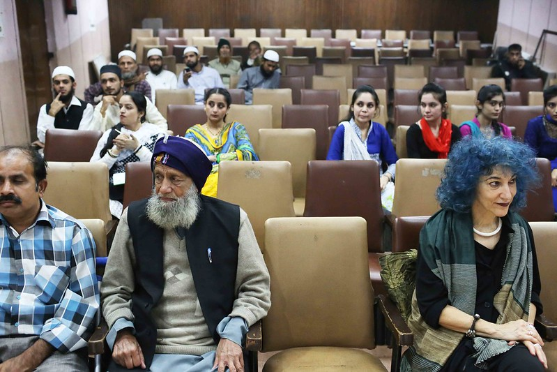 Delhi's Bandaged Heart – Living Poets Society, Ghalib Academy