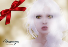 MESANGE - River Gold Eyes GIFT