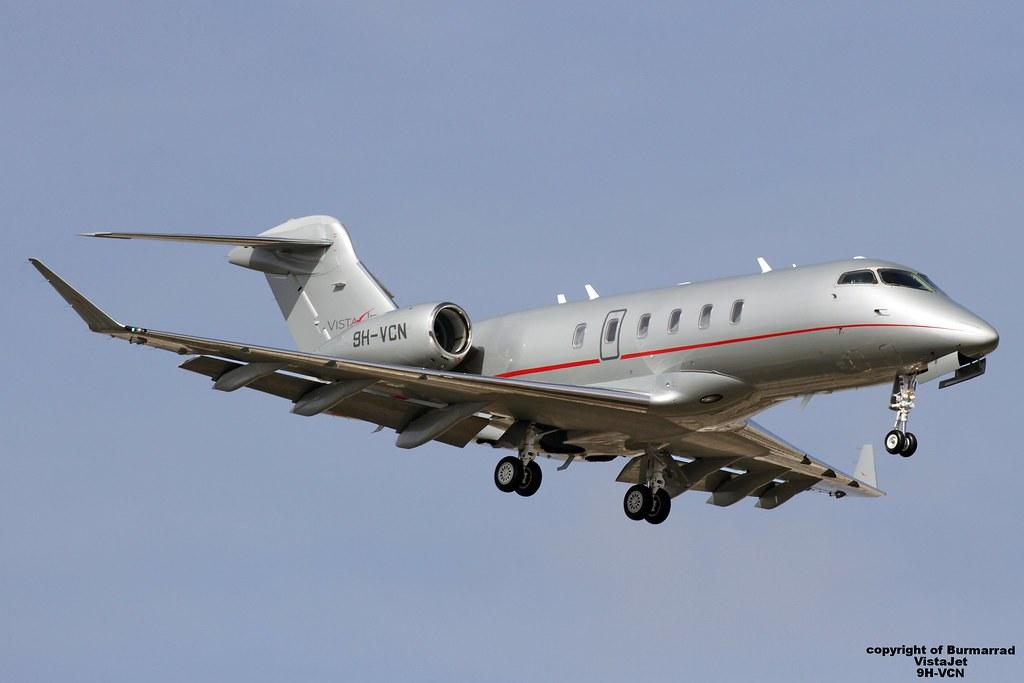 9H-VCN - CL35 - VistaJet