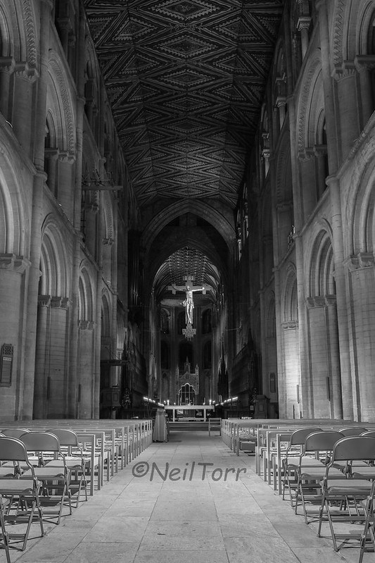2016-10-18 Pboro Cathedral Candles 046 copy B+W IR sig