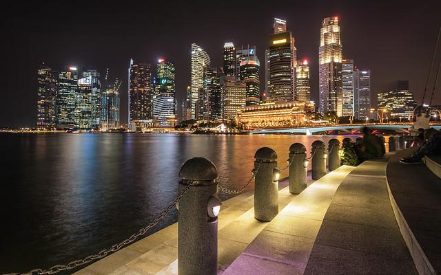 Singapore - Downtown Core, Nikon D750, AF-S Zoom-Nikkor 14-24mm f/2.8G ED