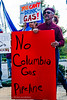 No Columbia Gas Pipeline