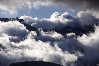 Cloudy mountains | by MRFotografie