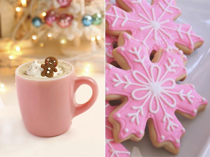 Navidad rosa 1