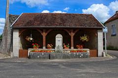 Le lavoir de Chalmessin - Photo of Cussey-les-Forges