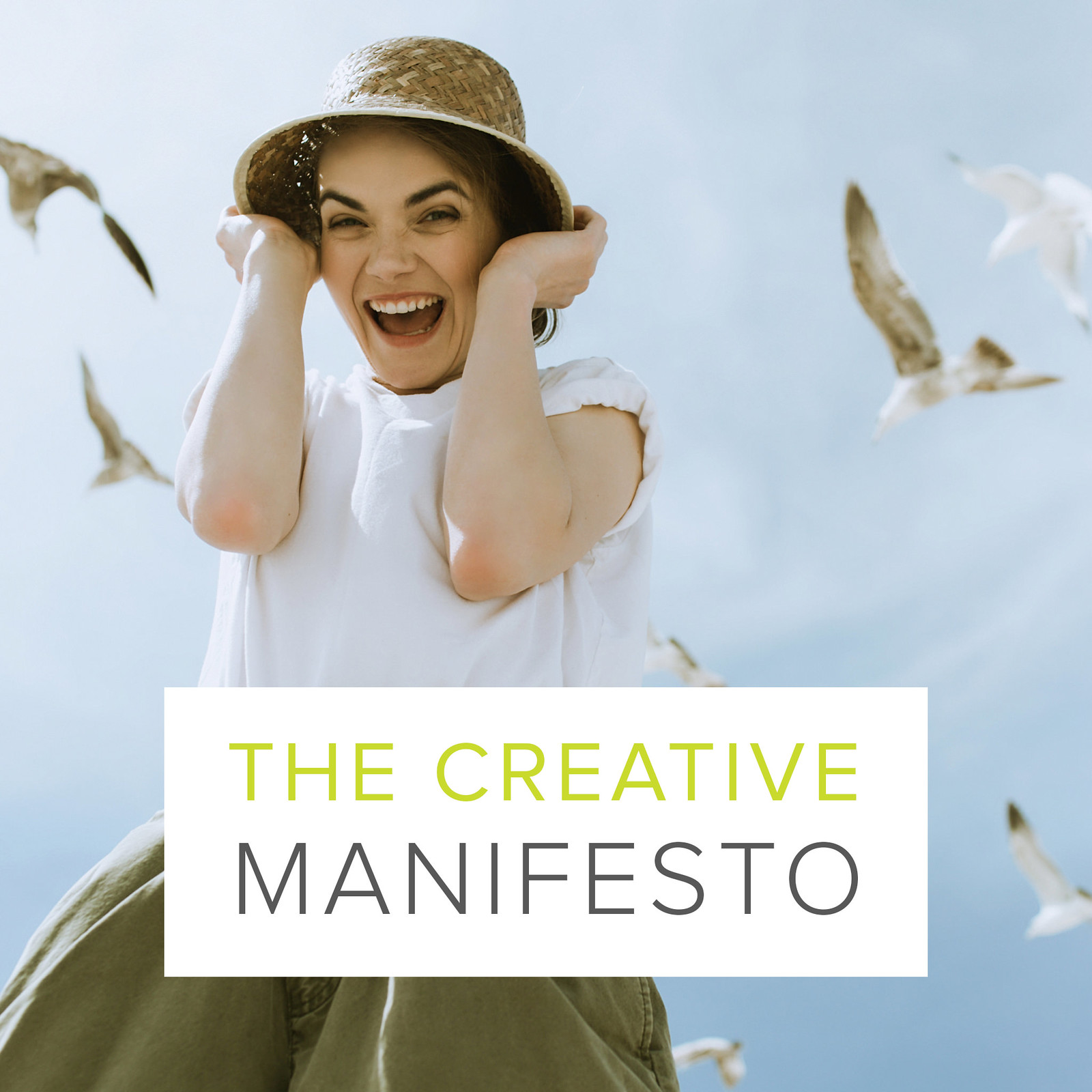 The Creative Manifesto // Ben Sasso