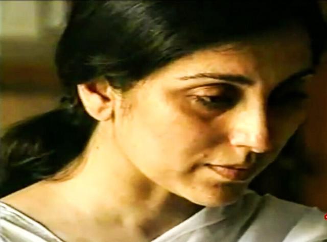 Samina Peerzada in a tragic role
