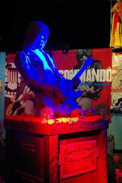 Johnny Ramone @ Hollywood Forever