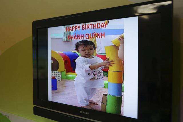 Sinh nhật 2 tuổi