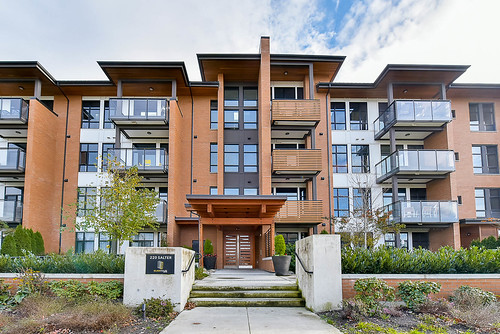 Storyboard of Unit 102 - 220 Salter Street, New Westminster