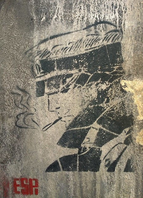 Tribute to Corto Maltese by ESP (orig. Hugo Pratt) Venezia 2015