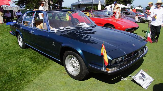 1972 Maserati Frua Quattroporte-II