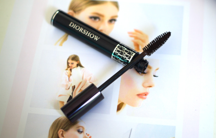 Beauty: Diorshow mascara's new formula with fiber and airlock