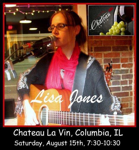 Lisa Jones 8-15-15