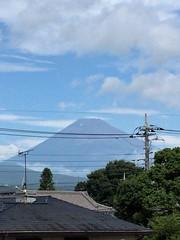 Mt.Fuji 富士山 8/22/2015
