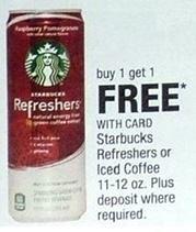 Starbucks Iced Coffee Money Maker