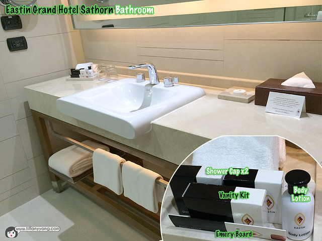 Eastin Grand Hotel Bathroom