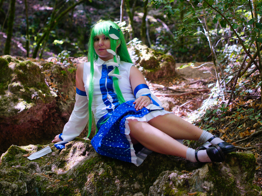 related image - Shooting Touhou project - Sanae Kochiya - Montrieux - 2015-08-16- P1180668