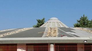 Casamassima- Come si presentava il tetto a luglio, durante i lavori