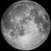 Moon, August 28, 2015 by FailedProtostar