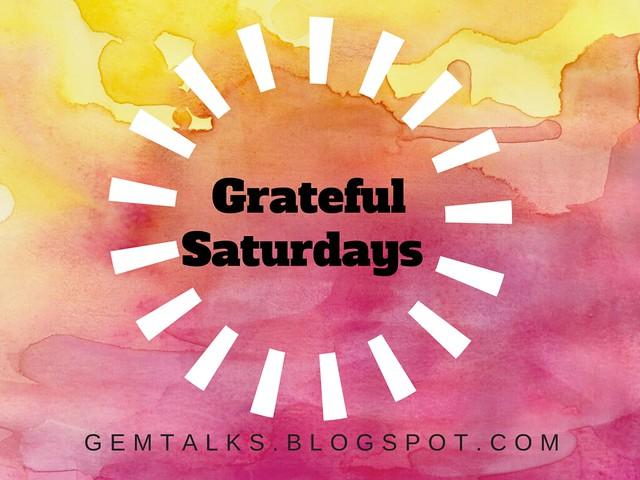 GratefulSaturdays