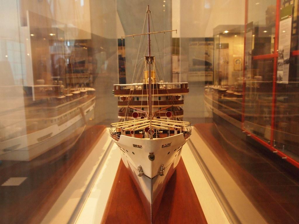 Fremantle - Shipwreck Museum 2
