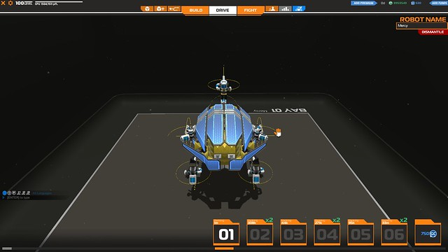 Robocraft Mercy 2