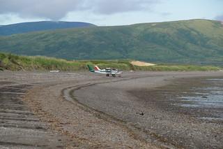 080 Strand bij Kamishak Bay