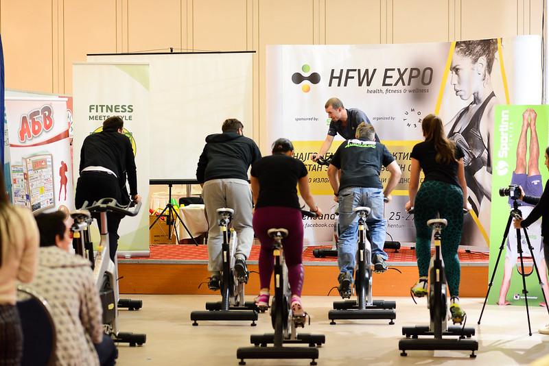 Активности на HFW Expo 2015