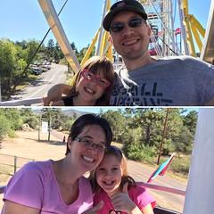 Ferris wheel fun!
