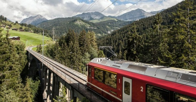 Vyhlášení výherců z Národního dne železnice 2015