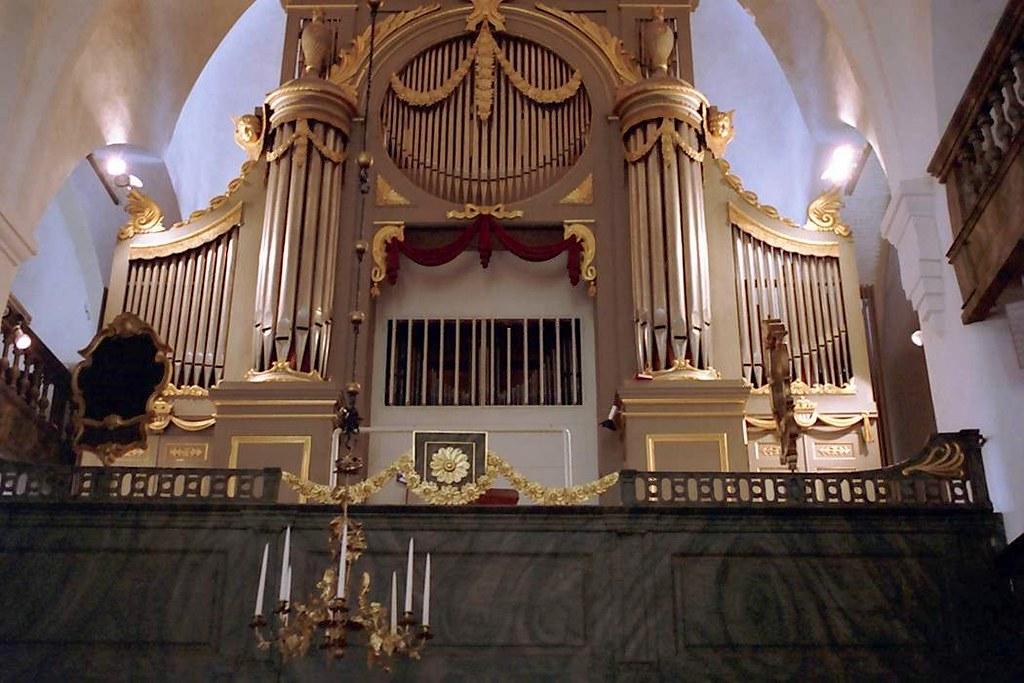 Porvoo - Dom, Orgel