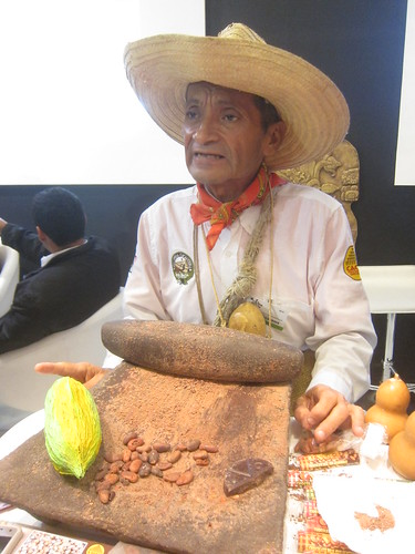 Chocolate from Mexico - Salon du Chocolat