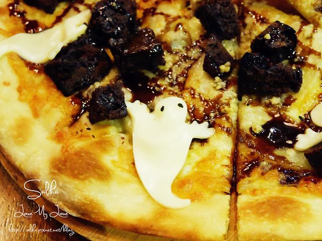 台北萬聖節可愛披薩推薦 (3)