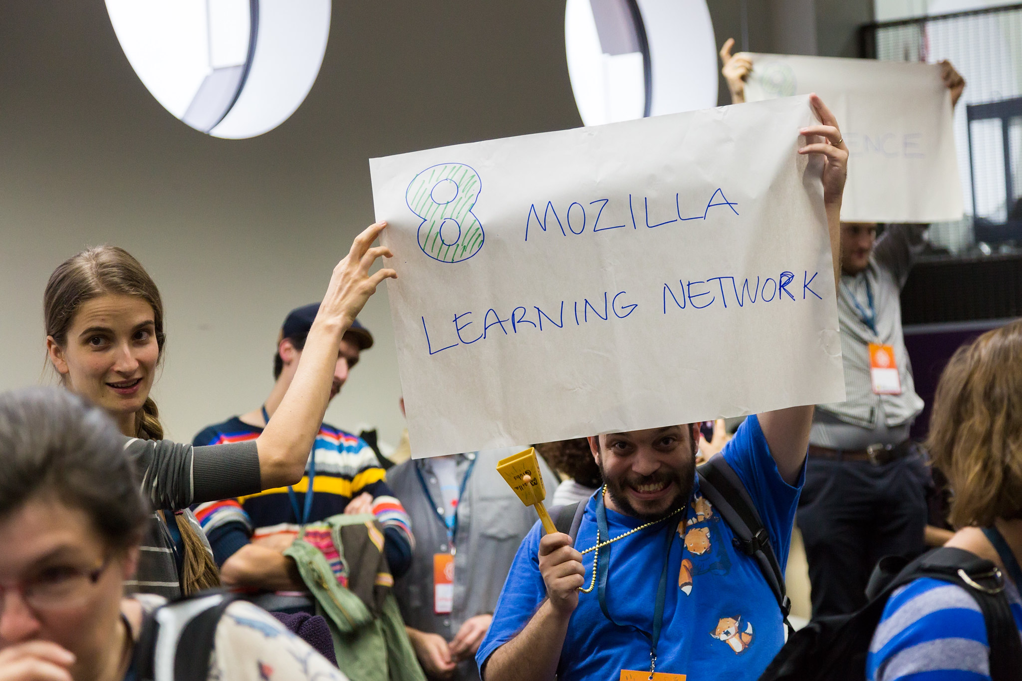 Mozilla Learning Networks