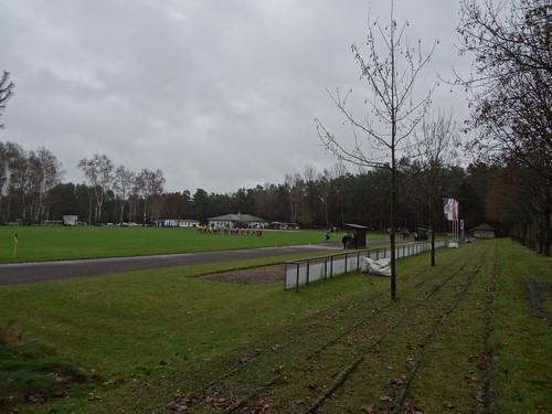 Stadion des Friedens, home of Blau-Weiß Beelitz