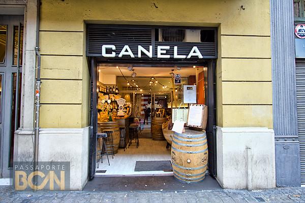 restaurante Canela, Barcelona