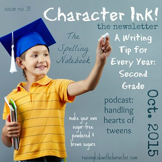 Character Ink Newsletter No. 31