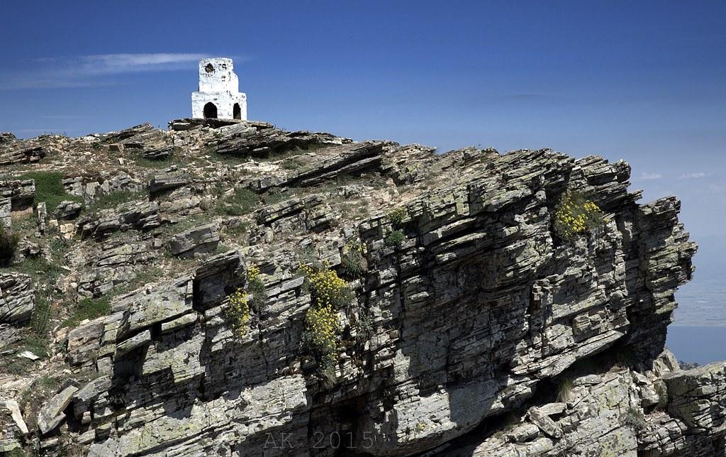 Thassos-Ipsario (1290 m)