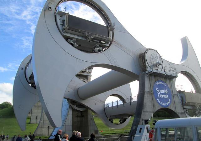 Falkirk Wheel 5