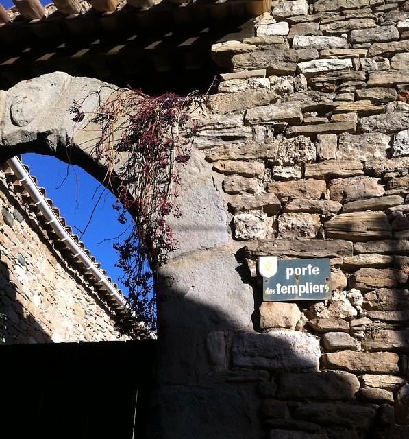 Porte des Templiers