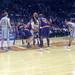 Phoenix Suns Courtside Center Jump
