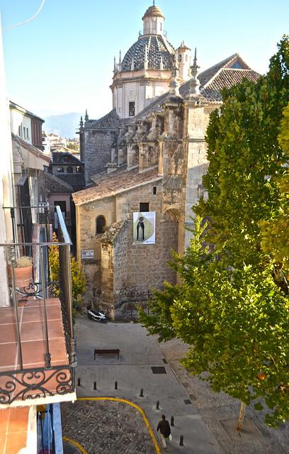 view from balcony - Granada, Spain - Roomorama Vacation Rentals